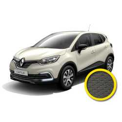 Coprisedile Su Misura Renault Captur 2013 Blu
