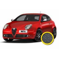 Coprisedile Su Misura Alfa Romeo Mito Grigio Scuro