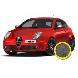 Coprisedile Su Misura Alfa Romeo Mito Grigio