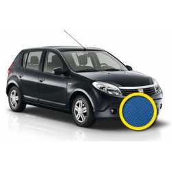 Coprisedile Su Misura Dacia Sandero 2011 Blu