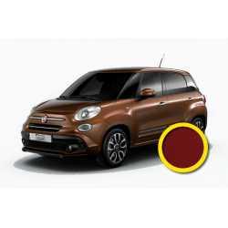 Coprisedile Su Misura Fiat 500l Lounge Rosso