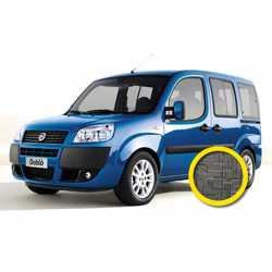 Coprisedile Personalizzato Fiat Doblo 2000-2010 Gr