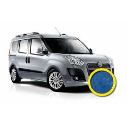 Coprisedile Personalizzato Fiat Qubo Blu