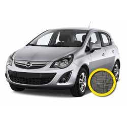 Coprisedile Su Misura Opel Corsa Grigio