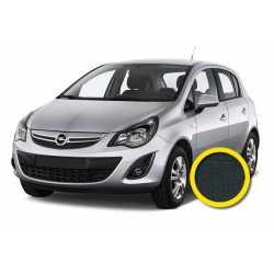 Coprisedile Su Misura Opel Corsa Nero