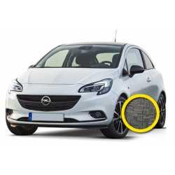 Coprisedile Su Misura Opel Corsa 2014 Grigio