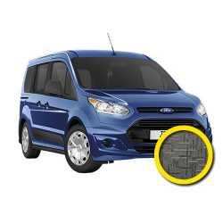 Coprisedile Su Misura Ford Connect Combi Grigio