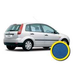 Coprisedile Su Misura Ford Fiesta V 2001-2008 Blu
