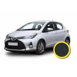 Coprisedile Su Misura Toyota Yaris 2017 Nero