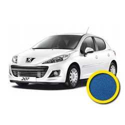Fodera Su Misura Peugeot 207 Blu