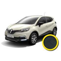 Coprisedile Su Misura Renault Captur 2013 Nero