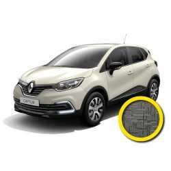 Coprisedile Su Misura Renault Captur 2013 Grigio
