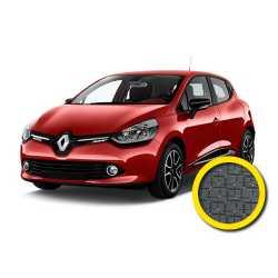 Coprisedile Su Misura Renault Clio Grigio Scuro