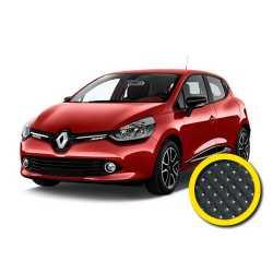 Coprisedile Su Misura Renault Clio Nero Puntinato
