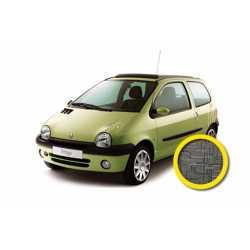 Coprisedile Su Misura Renault Twingo Grigio