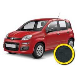 Coprisedile Personalizzato Fiat Panda 2012 Nero